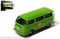 VW Bus T2 - Schuco Modell 1:87 - ASB / Arbeiter Samariter Bund - NEU & OVP
