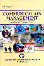 Communication Management : A Global Perspective, P.S. Tripathi, Good, Paperback