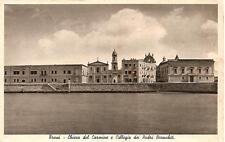 TRANI  -  Chiesa del Carmine e Collegio dei Padri Barnabiti