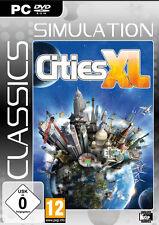 Cities XL (Simulation Classics) - PC Game - *NEU*