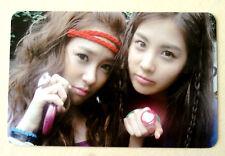 SNSD Girls' Generation 2nd Album Oh Seohyun & Tiffany -  Photo Card Photocard