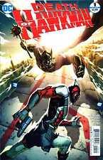 DEATH OF HAWKMAN #1 (OF 6) VAR ED - DC Comics - US-Comic - englisch - E662
