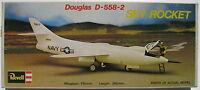 REVELL H-121 - Douglas D-558-2 SKY ROCKET - 1:72 - Flugzeug Modellbausatz - KIT
