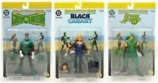 DC Direct Hard Traveling Heroes Green Lantern Black Canary And Green Arrow Lot