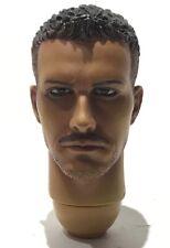 "HOT TOYS TrueType 01 ""38"" DAVID BECKHAM TTM-01 1/6 figure head"