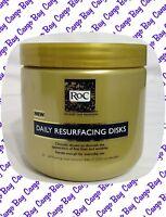 Roc Daily Resurfacing Disks Anti Aging Anti Wrinkle Exfoliating Cleansing