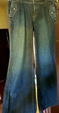 Country Road Wide Leg Jeans for Women