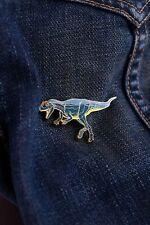 Allosaurus Enamel Pin