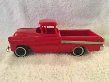 1958 Vintage Chevrolet Chevy Cameo Pickup Truck Promo Promotional Model Car