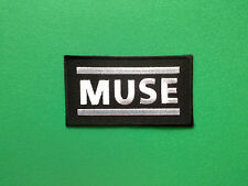 HEAVY METAL PUNK ROCK MUSIC FESTIVAL SEW ON / IRON ON PATCH:- MUSE (a)