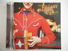 LULLABY BAXTER TRIO : CAPABLE EGG || CD ALBUM | PORT 0€ !