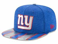 NY Giants NFL Draft On Stage 9Fifty Snapback Cap Hat New Era