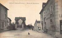 MELAY -  route de Marcigny