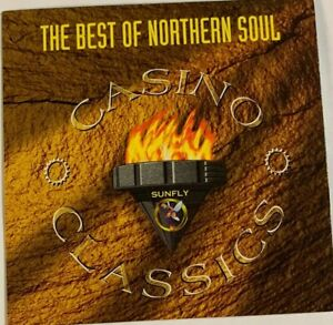 Sunfly Casino Classics - The Best Of Northern Soul - Karaoke CDG Disc