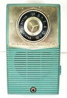 Beautiful Vintage RCA Victor Deluxe Transistor AM Radio  Model T-1EH