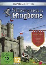 STRONGHOLD KINGDOMS inkl CRUSADER EXTREME und Stronghold 1 DEUTSCH Neuwertig