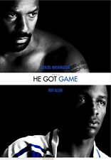 He Got Game Movie Poster 18'' X 28''