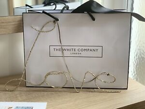 The White Company Home Hanging Decoration love ❤️ New Without Tags