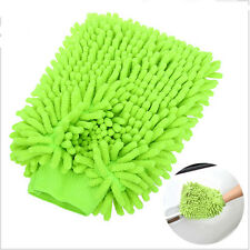 Microfiber Car Window Washing Regular Cleaning Cloth Duster Towel Glove New