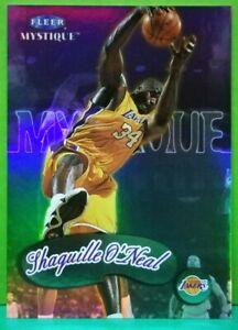 Shaquille O'Neal regular card 1999-00 Fleer Mystique #22