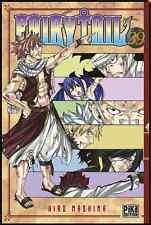 mangas Fairy Tail tome 39 Mashima Hiro Anime Shonen PIKA VF comme Neuf フェアリーテイル