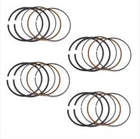 4 Sets Motorcycle Piston Rings kit For Honda CRM250 STD Standard 66mm