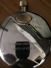 Lions Rugby 1997 Champions Flask, Stainless Steel,