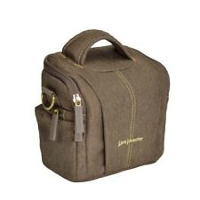 Promaster Cityscape 10 Small DSLR Camera Gear Bag (Hazelnut Brown) #4352