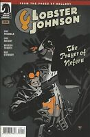 Lobster Johnson Comic Issue 11 Modern Age First Print 2007 Mignola Dark Horse