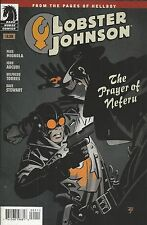 Lobster Johnson comic issue 11