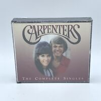 Carpenters : The Complete Singles (CD, 2015, 3 Discs, A&M Records) NEW