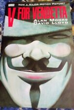 V for Vendetta: New Edition by Alan Moore and David Lloyd 1995, Paperback