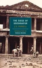 New York Review Books Classics: The Siege of Krishnapur by J. G. Farrell 2004 PB