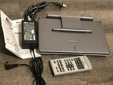 Panasonic DVD-LS90 Portable DVD/CD Player ~TESTED & WORKING~