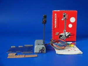 MARKLIN H0 - 7188 - HOME LIGHT SIGNAL (47)/ BOX - EXC