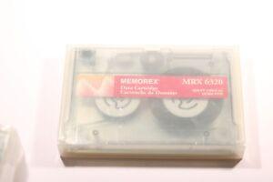 VINTAGE MEMOREX MRX 6320  DATA CARTRIDGE 620 FT