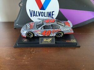RACED WIN 1:24 Jamie McMurray #40 Coors Light 2002 Dodge FIRST WINSTON CUP WIN