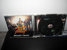 JUDAS PRIEST BULLET TRAIN 3 TRACK CD JAPAN HALFOD TIPTON DOWNING RIPPER INSERT