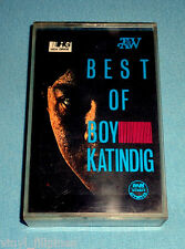 PHILIPPINES:BOY KATINDIG - The Best Of Boy Katindig,TAPE,Cassette,RARE,OPM,JAZZ