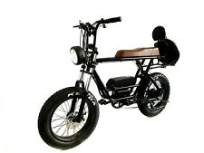 """Our fabulous Double Seated FatTyre 20"""" E Bike, With 1000w/48v smart Controller"""