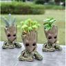 Flower Pot Baby Groot Flowerpot Planter Action Figures Gardening Model Toy funny