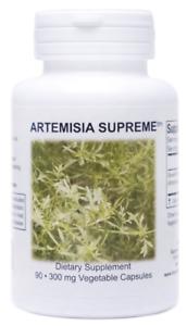 Supreme Nutrition Artemisia Supreme, 90 Pure 300 mg Sweet Wormwood Capsules
