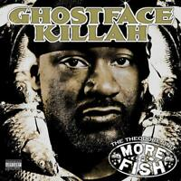 GHOSTFACE KILLAH-MORE FISH Vinyl LP-Brand New-Still Sealed