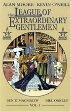 The League of Extraordinary Gentlemen Vol. 1 by Alan Moore (2001, Hardcover)