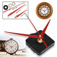 DIY Replacement Wall Clock Quartz Movement Mechanism Hands Repair Parts Tool Set