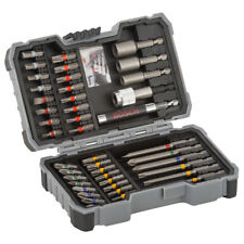 Bosch Bit- und Steckschlüssel-Set 43-teilig 2607017164 in der Robust-Line Box