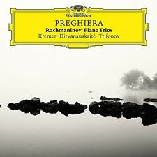 Kremer / Trifonov / - Preghiera - Rachmaninov Piano Trios [New CD]