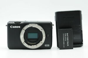 Canon EOS M10 18MP Mirrorless Digital Camera Body #497