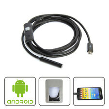 Endoscopio Camara Espia 2M PC Android inspección Coche Micro USB Smartphone