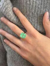 Handmade Emerald Christmas Fine Rings